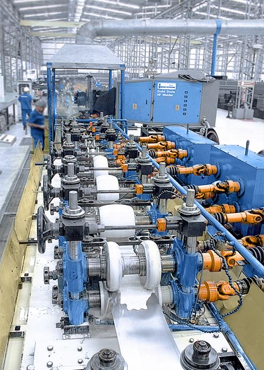 Tube Mills   Zikeli Indústria Mecânica